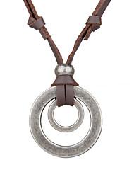 preiswerte -Damen Halskette Modisch Cool Silber 30 cm Modische Halsketten Schmuck 1pc Für Alltag