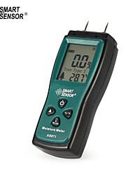 Недорогие -Умный датчик as971 измеритель влажности древесины тестер влажности древесины детектор влажности цифровой ЖК-дисплей детектор диапазон 2% -70%