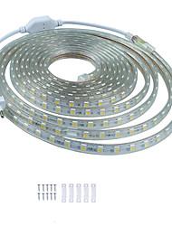 billiga -kwb 5m shine dekor led strålkastare 220v flexibel vattentät rep lampor 5050 300leds för inomhus utomhus ambient kommersiell belysning dekoration