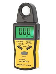 Недорогие -Kingzer HP-881B 100000LUX Цифровой люксметр Подсветка фотометра с подсветкой ЖК-дисплея&усилитель; съемный датчик