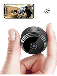 economico -SDETER A9 2 mp Videocamera IP Al Coperto Supporto 64 GB