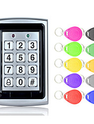 cheap -5YOA B02-10KeyTK4100 Access Control System Set / Access Controller RFID Password / ID Card Home / Apartment / School