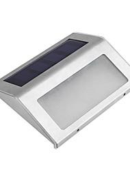 preiswerte -1pc 0.5 W Solar-Wandleuchte Solar / Neues Design Warmes Weiß / Kühles Weiß 3.7 V Außenbeleuchtung / Hof / Garten 3 LED-Perlen
