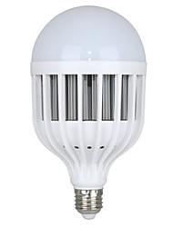 tanie -20 W Żarówki LED kulki 910-1010 lm E26 / E27 72 Koraliki LED Zimna biel 220-240 V, 1 szt.