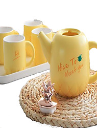 preiswerte -Trinkgefäße Trinkgeschirr-Set Porzellan Karton Lässig / Alltäglich