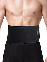 ราคาถูก -BOODUN เสื้อป้องกันความปลอดภัย เข็มขัดรัดเอว ยาง Lycra® สามารถปรับได้ Non Toxic ทนทาน ระบายอากาศ Stress Relief Build Muscle, Tone & Tighten ฟิตเนส ยิมออกกำลังกาย ออกไปทำงาน สำหรับ ผู้ชาย ผู้หญิง