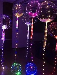 Недорогие -Воздушный шар пластик Свадебные украшения Рождество / Для праздника / вечеринки Романтика / Свадьба Все сезоны