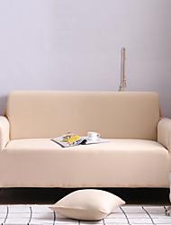 preiswerte -Sofabezug Solide Garngefärbt Polyester Überzüge
