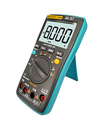 billige -zt301 digital multimeter 8000 teller true-rms baklys ak dc spenning ammeter strøm ohm auto / manuell