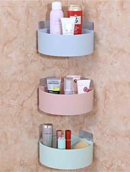 Недорогие -1шт хранения многофункциональный треугольник сушилка для ванной организатор