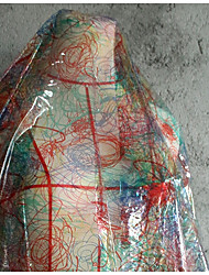 ieftine -PVC Culoarea Future-Magic Inelastic 130 cm lăţime țesătură pentru Îmbrăcăminte și modă vândut langa 0,45M