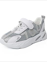זול -בנות נעליים רשת קיץ נוחות נעלי אתלטיקה ל לבן / כחול / ורוד