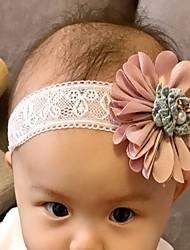 levne -Toddler Dívčí Aktivní Barevné bloky Doplňky do vlasů Světlá růžová Jedna velikost
