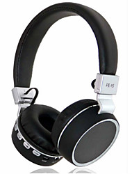 hesapli -kubite fe-15 kulaklık& amp; kulaklık kablosuz kulaklıklar kulaklık / mikrofon / kulaklık diğer cep telefonu kulaklık stereo / mikrofonlu / ses kontrolü kulaklık