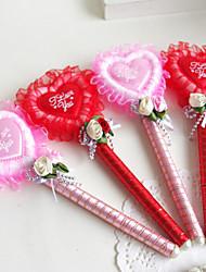 Недорогие -Ручки Свадьба С Цветы 1 х ручка