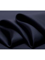 baratos -Cetim Cor Única Inelástico 150 cm largura tecido para Ocasiões especiais vendido pelo 0,1 m