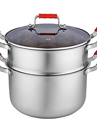 hesapli -Tencere Setleri 304 Paslanmaz Çelik Çok-fonksiyonlu Pişirme Kaplar İçin