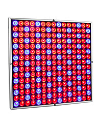billige -1set 30 W 2560 lm 225 LED perler Fullt Spektrum Lett installasjon For drivhushydroponisk Voksende lysarmatur 85-265 V Hjem / kontor Vegetabilsk drivhus