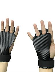 abordables -Bandes d'exercice / Elasiband / Gants d'Exercice pour Exercice & Fitness / Fitness / Entraînement de gym Réglable uréthane Poly Noir / Rouge noir