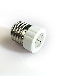 ieftine -1 buc E26 / E27 la MR16 E14 100-240 V Convertor Plastic Bec pentru becuri