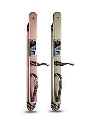Недорогие -holishi® l8866f замок умный замок кодовый замок замок отпечатков пальцев умный дом система безопасности костюм для левой двери правая дверь