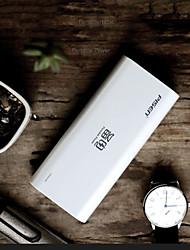 Недорогие -PISEN 10000 mAh Назначение Внешняя батарея Power Bank 5 V Назначение 2 A Назначение Зарядное устройство Автоматическая регуляция силы тока LED