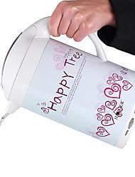 Недорогие -LITBest Электрические чайники 7168 Нержавеющая сталь Белый
