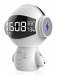 Недорогие -Bluetooth Speaker Bluetooth Динамик На открытом воздухе Динамик Назначение