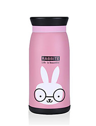 cheap -Drinkware Vacuum Cup Stainless steel Cartoon / Heat Retaining Casual / Daily