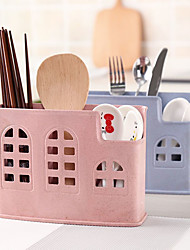 cheap -High Quality with Plastics Rack & Holder / Hanging Baskets Everyday Use / Cooking Utensils / Kitchen Kitchen Storage 1 pcs