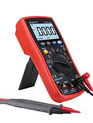 billige -zt219 true-rms 19999 teller digital auto rekkevidde multimeter ncv frekvens auto strøm av ac dc spenning ammeter nåværende ohm