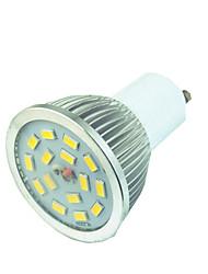 preiswerte -3.5 W LED Spot Lampen 300 lm GU10 15 LED-Perlen SMD 5730 1pc