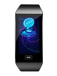 hesapli -KUPENG CK28 Kadın Akıllı Bilezik Android iOS Bluetooth Smart Sporlar Su Geçirmez Kalp Ritmi Monitörü Kan Basıncı Ölçümü Pedometre Arama Hatırlatıcı Uyku Takip Edici Hareketsiz Hatırlatma Cihazımı Bul