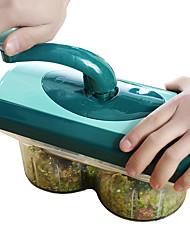 cheap -Stainless Steel + Plastic Peeler & Grater Fruit & Vegetable Tools New Design Multi-functional Kitchen Utensils Tools Multifunction Vegetable Meat 1 set