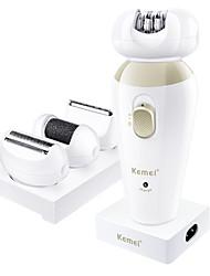 Недорогие -Kemei Эпилятор KM-1532 для Жен. обожаемый / Карманный дизайн / Легкий и удобный