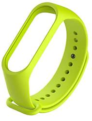 رخيصةأون -حزام إلى Mi Band 2 Xiaomi عصابة الرياضة سيليكون شريط المعصم