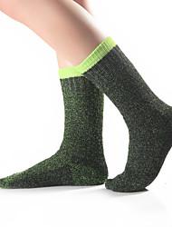 billige -Kvinder / mænds varme sexede sokker 680d