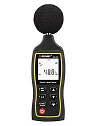 ieftine -sw524 lcd sunet digital al nivelului de zgomot instrument de măsurare a volumului de zgomot instrument de măsurare a decibelului 30-130db usb de stocare a datelor alarmă