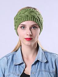 billige -Dame Damer Basale Sød Stil speciel Materiale Ensfarvet