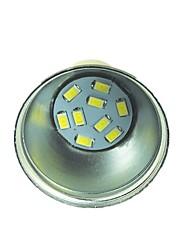 hesapli -2 W LED Spot Işıkları 240 lm GU10 9 LED Boncuklar SMD 5730 1pc