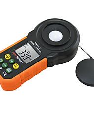hesapli -Dijital lux meter 200000 lux ışık ölçer testi spectra otomatik aralığı yüksek hassasiyetli dijital luxmeter illuminometer pm6612 ölçmek
