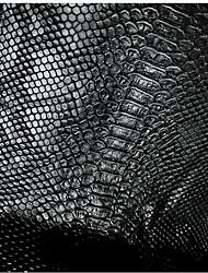 baratos -pele de couro Estampado Animal Inelástico 140 cm largura tecido para Ocasiões especiais vendido pelo 0,45 m