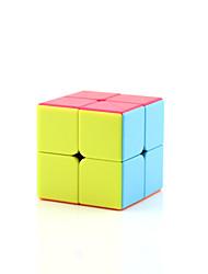 Недорогие -Волшебный куб IQ куб Shengshou D917 Скорость Скорость вращения 2*2*2 Спидкуб Кубики-головоломки головоломка Куб Товары для офиса Подростки Взрослые Игрушки Все Подарок