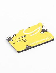 billiga -LITBest 32GB Micro SD-kort TF-kort minneskort class10 卡通中性橙卡
