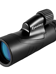 billige -eyekey ek8510-8 * 42 8 x 42 mm monokulære linser gratis montering nat vision i svagt lys bærbar high definition fmc multi-coated bak4 back country trail