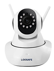 Недорогие -LOOSAFE F2-1080 2 mp IP-камера Крытый Поддержка / PTZ-камера / Беспроводное / удаленный доступ / В форме пули / Основной