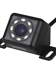Недорогие -Ziqiao 12 светодиодные фонари 170-градусного ночного видения водонепроницаемый автомобильная камера заднего вида резервного копирования