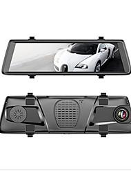 Недорогие -Factory OEM V6 1080p Автомобильный видеорегистратор 150° Широкий угол 10 дюймовый IPS Капюшон с WIFI / GPS / Пульт управления Автомобильный рекордер