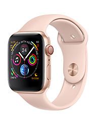 Недорогие -i6 smart watch bt 4.0 фитнес-трекер с поддержкой уведомлений и пульсометром, совместимыми с мобильными телефонами Android и Apple iphone