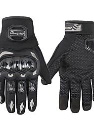 Недорогие -мотоциклетные перчатки унисекс лето дышащий мото верховая езда защитное снаряжение нескользящий сенсорный экран guantes